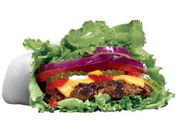 Low-Carb Big Angus Burger