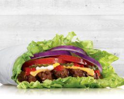 Low Carb Big Angus Burger
