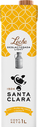 Leche Santa Clara Deslactosada Light 1 L