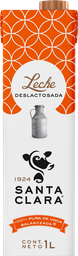 Leche Santa Clara Deslactosada 1 L