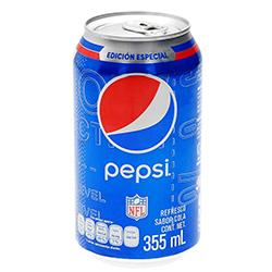 Refresco Pepsi Regular Lata 355 mL