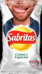 Botana Crema y Especias Sabritas 170 g