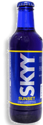 Bebida Preparada Skyy Blue Sunset 275 mL