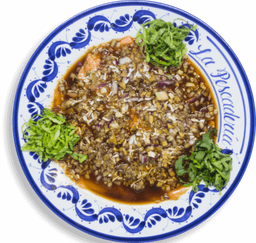 Carpaccio de Trucha Salmonada