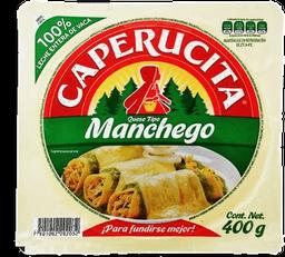 Queso Manchego Caperucita 400 g