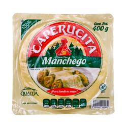 Queso Manchego Caperucita Paquete 400 g