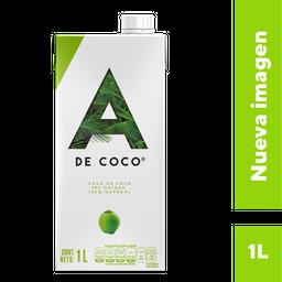 Agua de Coco A De Coco 1 L