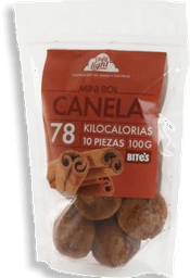Pan Only Light Mini Rol Canela 100 g