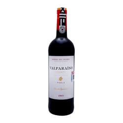 Vino Tinto Marqués de Valparaíso Roble Botella 750 mL