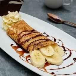 Crepa Nutella Plátano