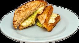 Sándwich de Quesos Mexicanos