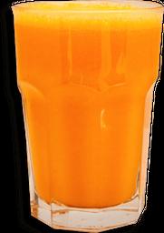 Jugo de Zanahoria con Jengibre