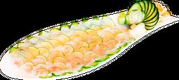 Sashimi Tai Yuzu