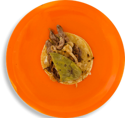 Taco de Bistek