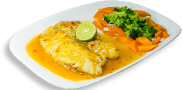 Pescado Lemon Ginger