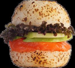Sushi Burger de Atún
