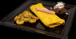 Omelette El Pavito