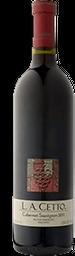 Vino Tinto L.A. Cetto Cabernet Sauvignon Botella 375 mL