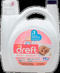 Detergente Dreft Para Bebé 4.4 L