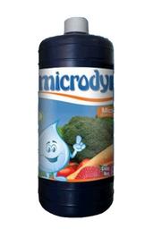 Desinfectante Microdyn Frutas y Verduras 1 L