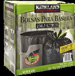 Bolsa Para Basura Kirkland 208.2 L x 50