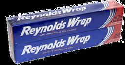 Papel Aluminio Reynolds 76 m x 30 cm 2 U