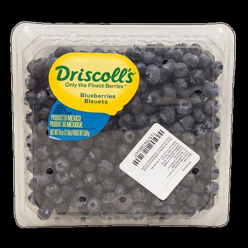 Blueberries 510 g