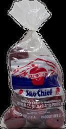Manzana Red Delicious Sno-Chief 2.2 Kg