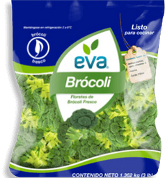 Brocoli Eva Florete 1.36 Kg