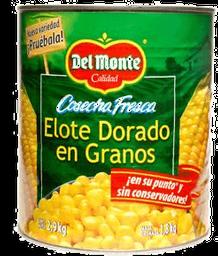 Elote Dorado Del Monte 2.9 Kg