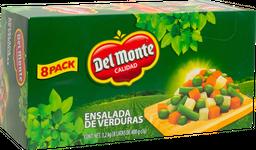 Ensalada de Verdura Del Monte 400 g x 8
