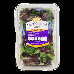 Ensalada Nutribits Organico Spring Mix 454 g