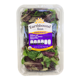 Ensalada Nutribits Organico Spring Mix 454 g