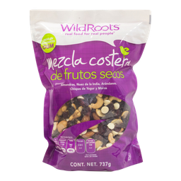 Mix de Semillas Wild Roots Mezcla Costera 737 g