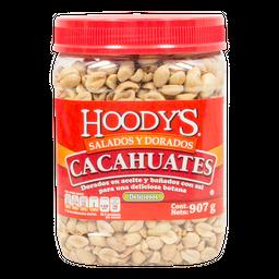 Botana Hoody's Cacahuates Salados Dorados 907 g