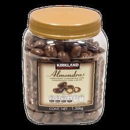 Almendra Kirkland Signature Cubierta de Chocolate 1.36 Kg