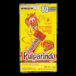 Dulce de Tamarindo Pulparindo 80 U