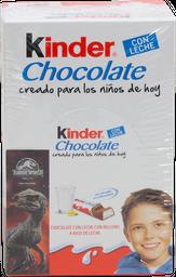 Barra de Chocolate 24 U