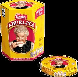 Saborizante Abuelita Chocolate en Barra 540 g x 2