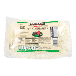 Queso Mozzarella 2.26 Kg Kirkland Signature