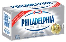 Queso Crema Philadephia 190 g 4 U