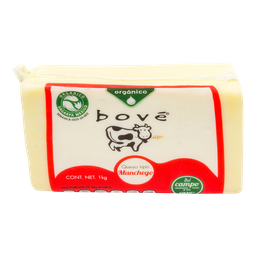 Queso Manchego Bove Orgánico 1 Kg