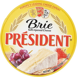 Queso Brie President 555 g