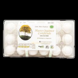 Huevo Organico Finca Guayacan 18 U