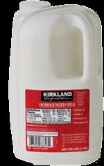 Leche Entera 3.78 L Kirkland Signature