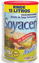 Leche De Soya En Polvo Soyacen 1.3 Kg