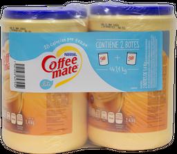 Sustituto De Crema de 1.4 Kg Coffee Mate Lite 2 U