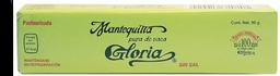 Mantequilla Sin Sal 90 g Gloria 12 U