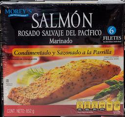 Salmón Morey's Rosado Salvaje Pacifico 852 g