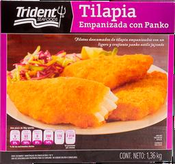 TilapiaTrident Seafoods Empanizada Con Panko 1.36 Kg